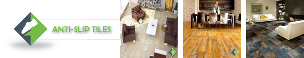 Anti slip tiles are perfect for a variety of applications